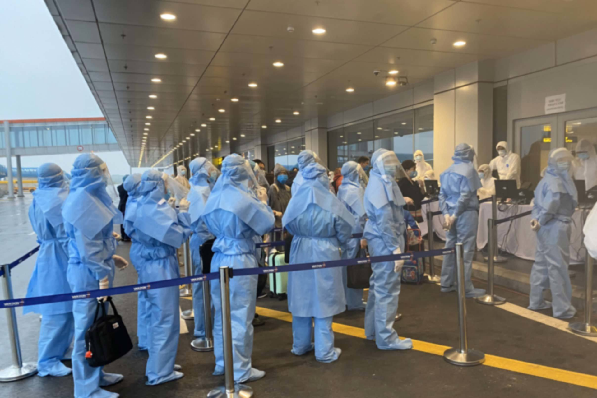 Vietnam to conduct 12 repatriation flights for citizens stranded in US
