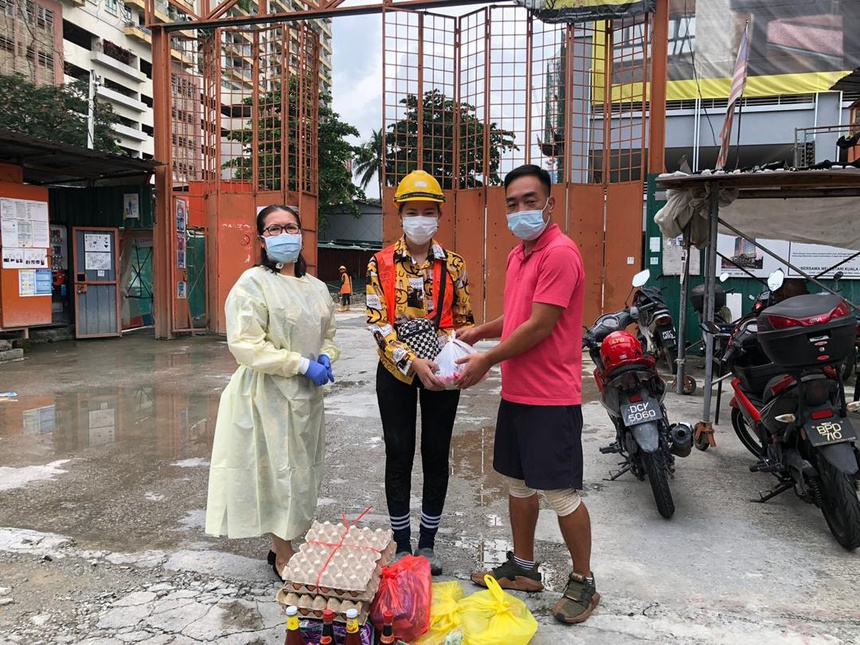 Vietnamese in Malaysia stay patient amid pandemic