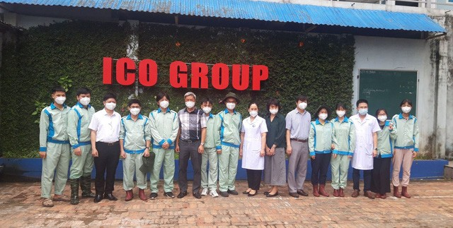 Foreign expert volunteers to join Covid-19 battle in Bac Giang