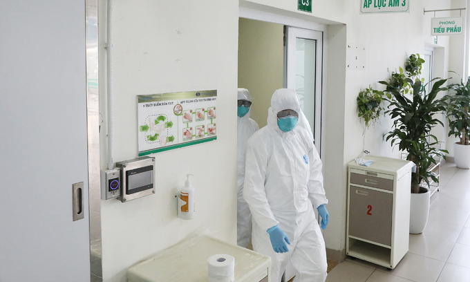 Covid-19 pandemic in Bac Ninh, Bac Giang, Hanoi under control