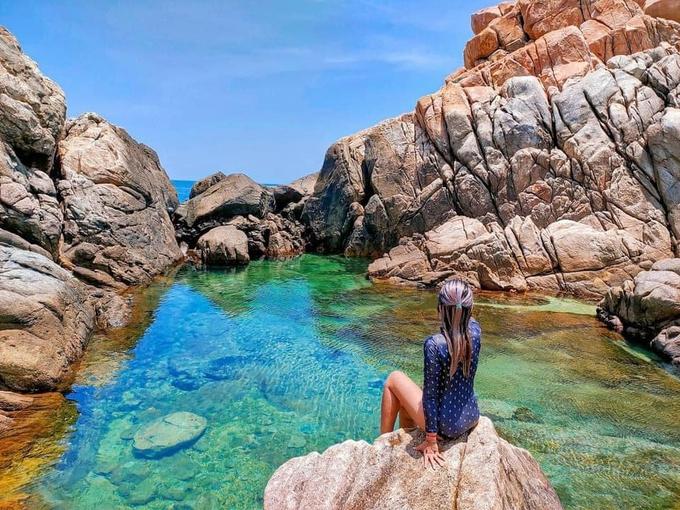 Make a splash in top 3 sparkling destinations in Binh Dinh, video