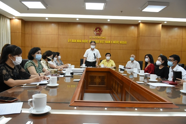 Working session promotes Viet - Thai business cooperation