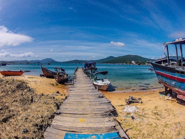Top 5 most beautiful fishing villages in Nha Trang