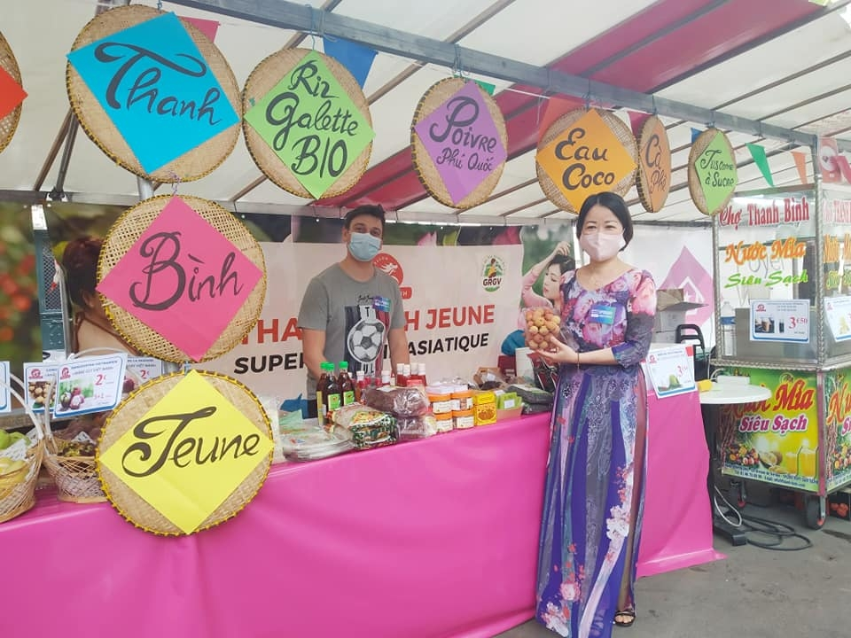 Vietnamese Food Festival in the Heart of Paris for the First Time