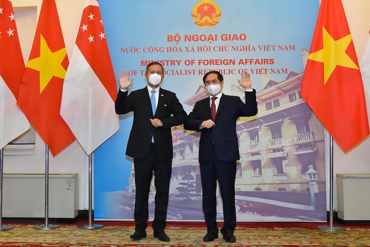 Singapore willing to cooperate with Vietnam in accessing Covid-19 vaccines