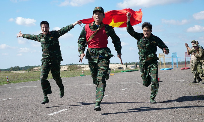 Vietnamese team gears up for Int