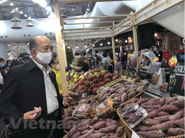 Fair promotes Vietnamese products to Thai people