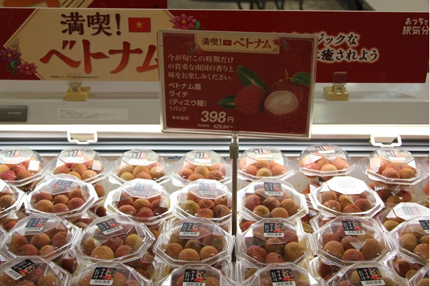 Vietnamese products increasingly preferred by Japanese consumers