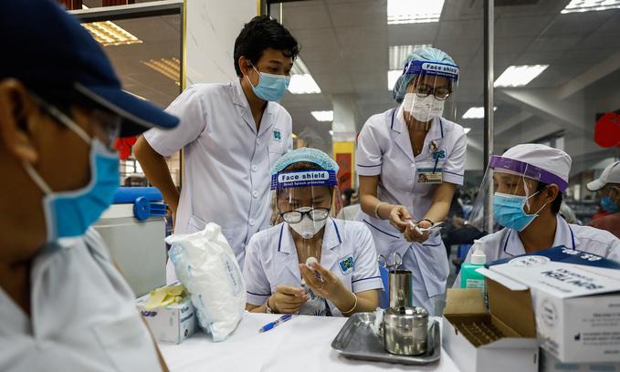 Overseas Vietnamese children respond to homeland's Covid vaccine fund - video