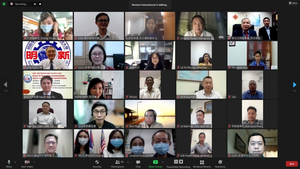 Vietnam, Taiwan (China) train high-quality human resources