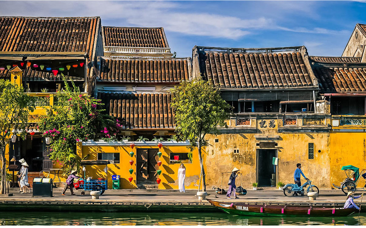 Hoi An retains in the list of Asia