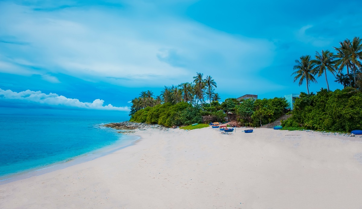vietnam top destinations little island enthralling summer tourism paradise in ly son island
