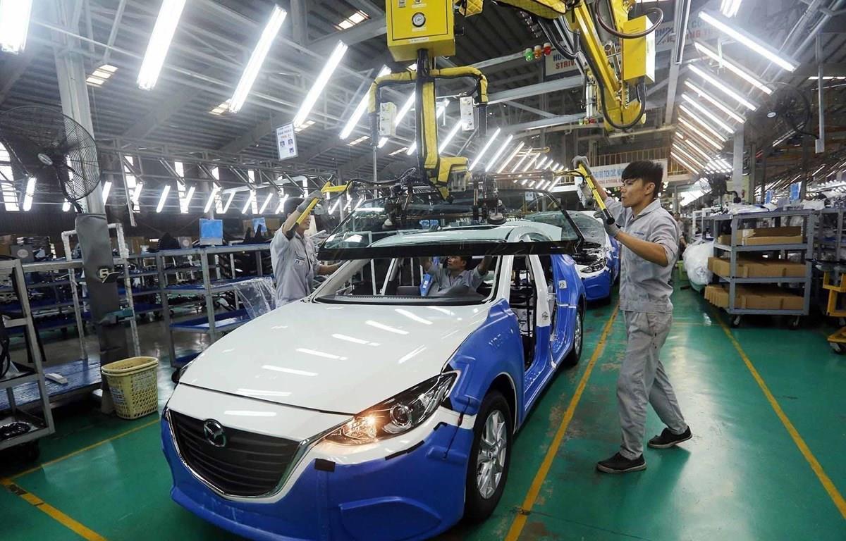 british newspaper praised vietnam as attractive destination to globalists and frontier market investors
