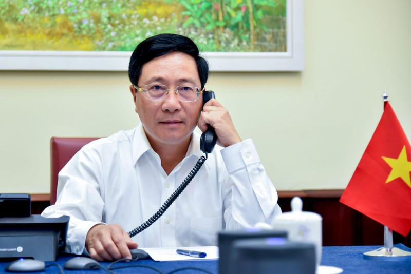 vietnam south korea share experiences of controlling covid 19 pandemic