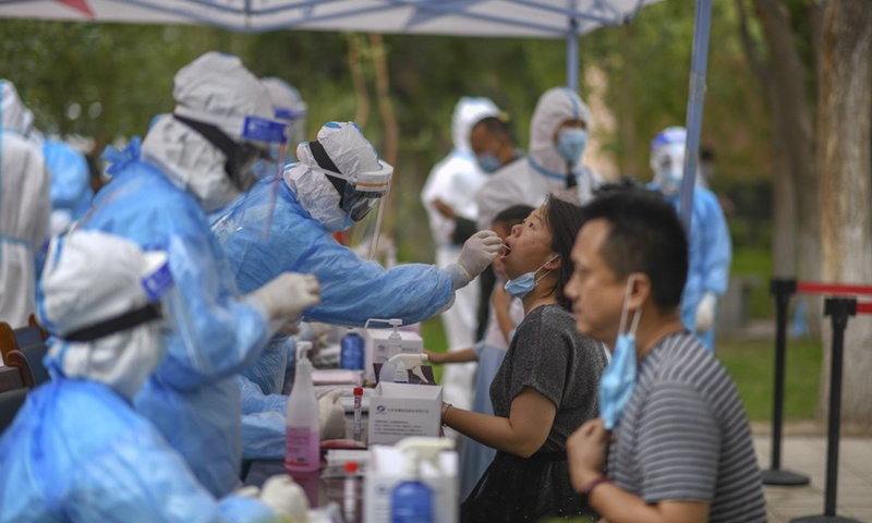 COVID-19 updates: China reports over 100 new coronavirus infections, highest total since April