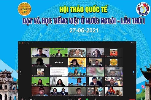 Poland hosts webinar about 'Teaching and learning Vietnamese overseas'
