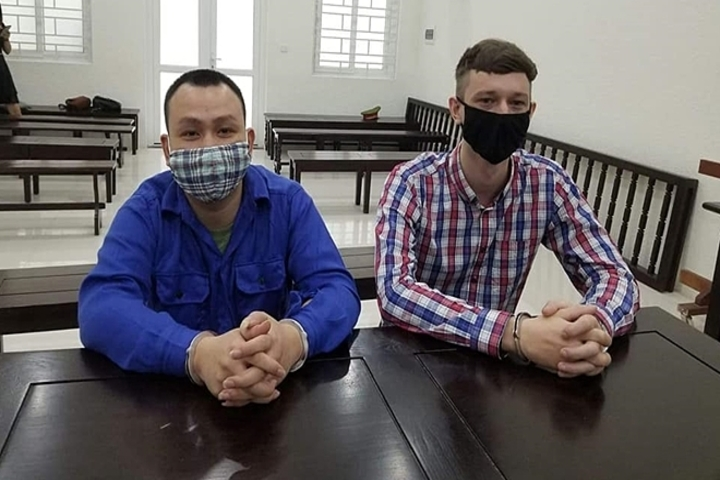 scottish in hanoi goes to prison for drug offences