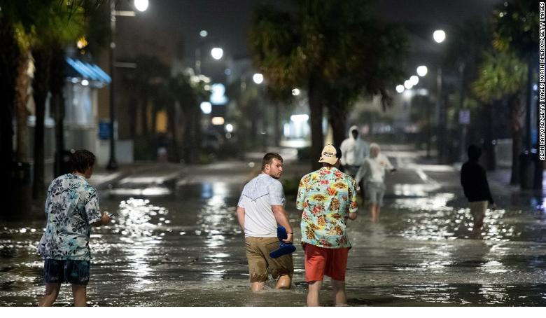 tropical storm isaias updates at least 9 dead millions without power as isaias batters us east coast