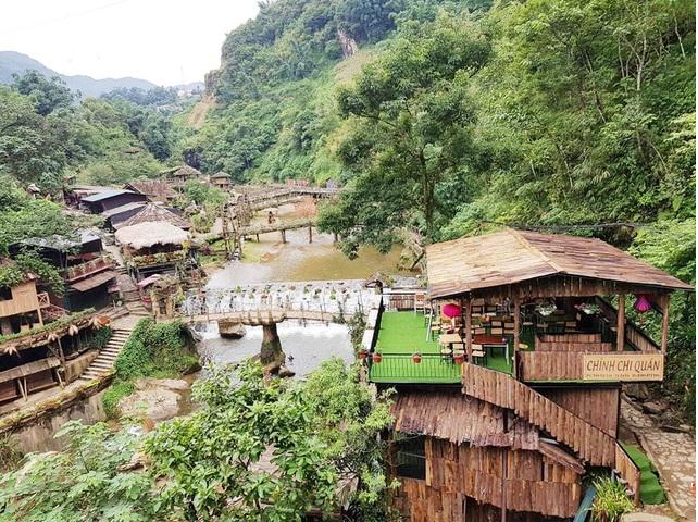 Cat Cat - most striking village in northwest of Vietnam