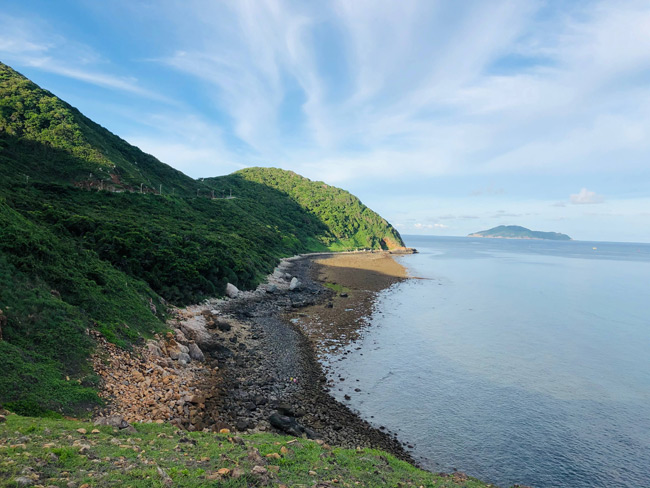 Chim Chim Cape, a truly natural masterpiece in Con Dao