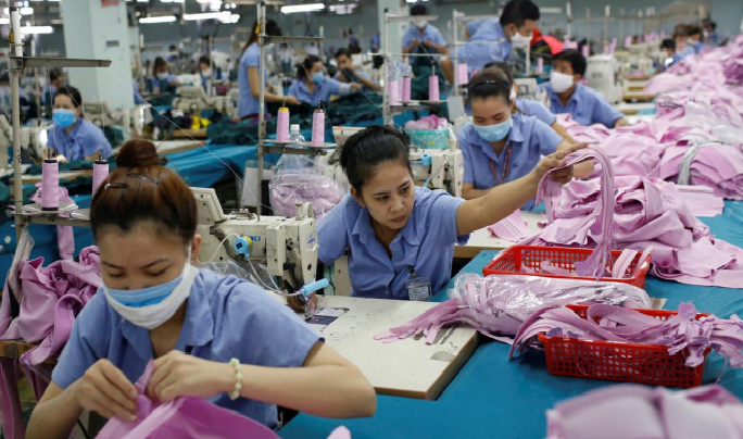 vietnam outstrips bangladesh to become the worlds second largest apparel exporter