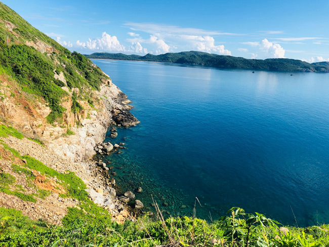 Tau Be Cape, an uncharted gem in Con Dao