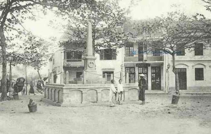 Precious photos of ancient Hai Duong, Vietnam a century ago