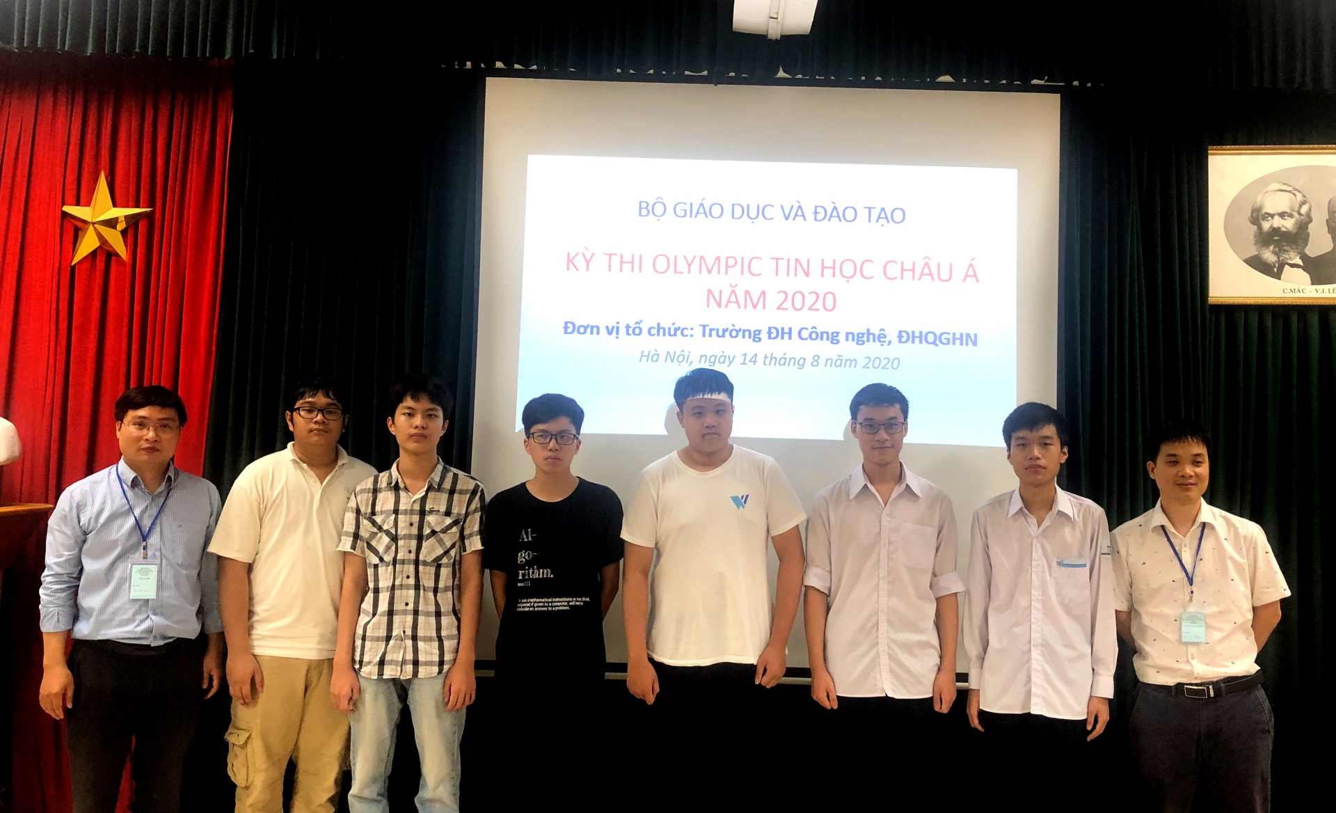Vietnamese students win medals at Asia-Pacific Informatics Olympiad 2020