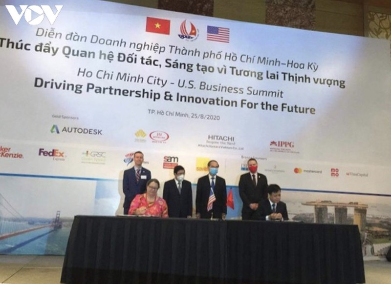 vietnam us trade turnover reached over 38 billion in the first half of 2020