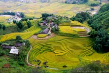 sapa terraced fields among top 30 beautiful places globally