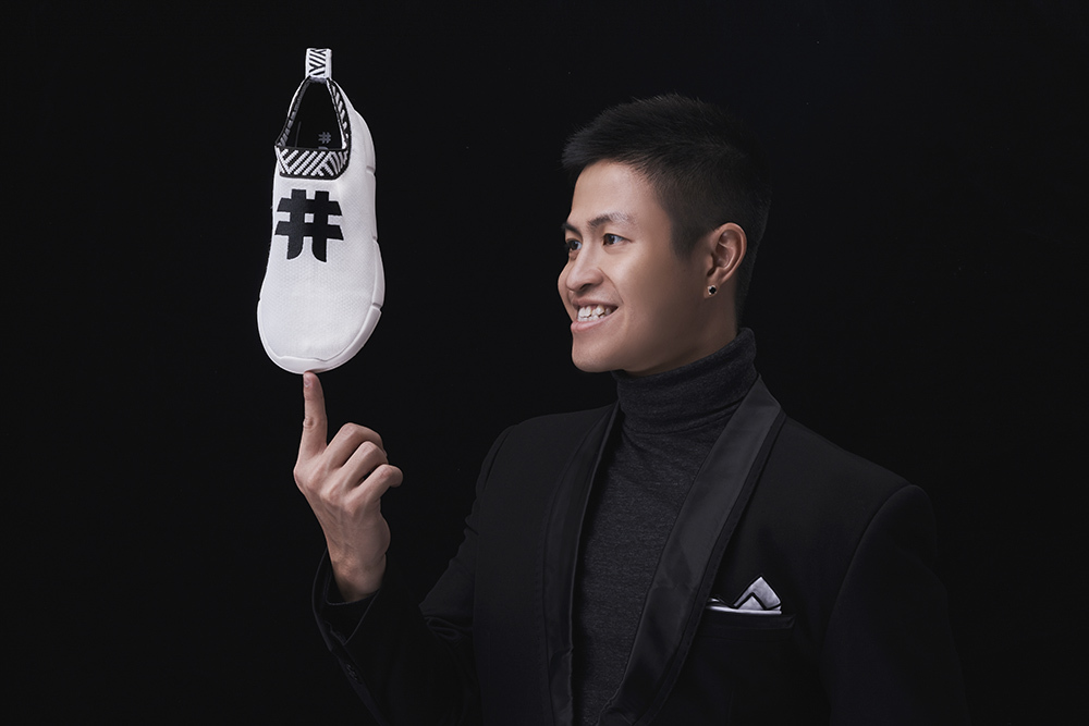 two vietnamese making worlds first shoes from coffee grounds honoured in forbes list
