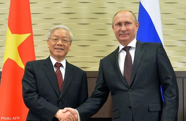 russia highly appreciates vietnams role in regional and international organizations