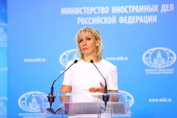 Russia highly appreciates Vietnam's role in regional and international organizations
