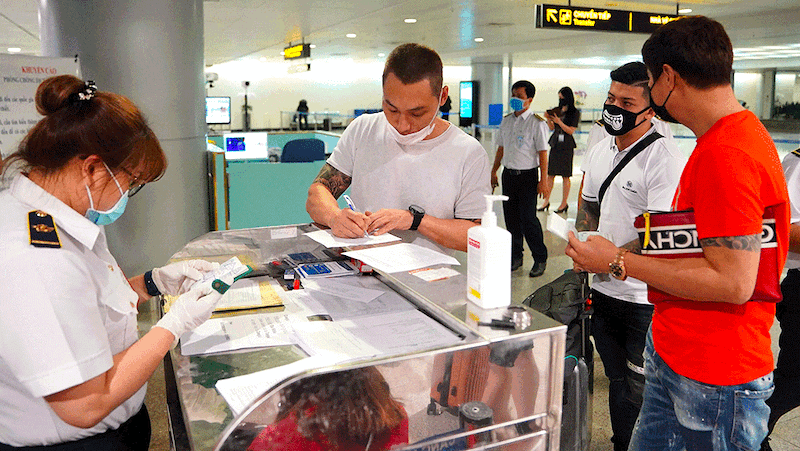 Foreign experts entering Vietnam for short visits are unrequired to quarantine