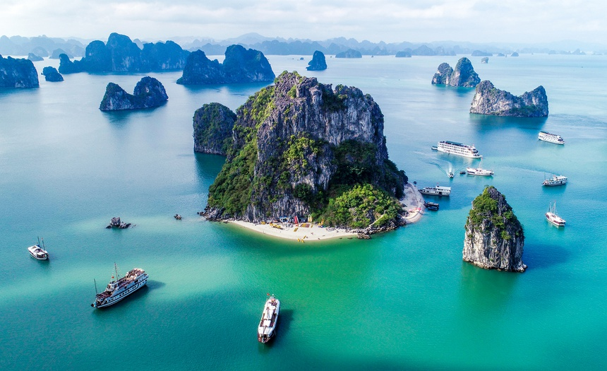 In photos: The coastal and mountainous beauty throughout Vietnam