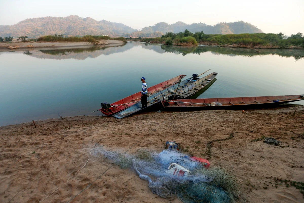 "US criticizes China for ""Manipulating"" Mekong River Flow"