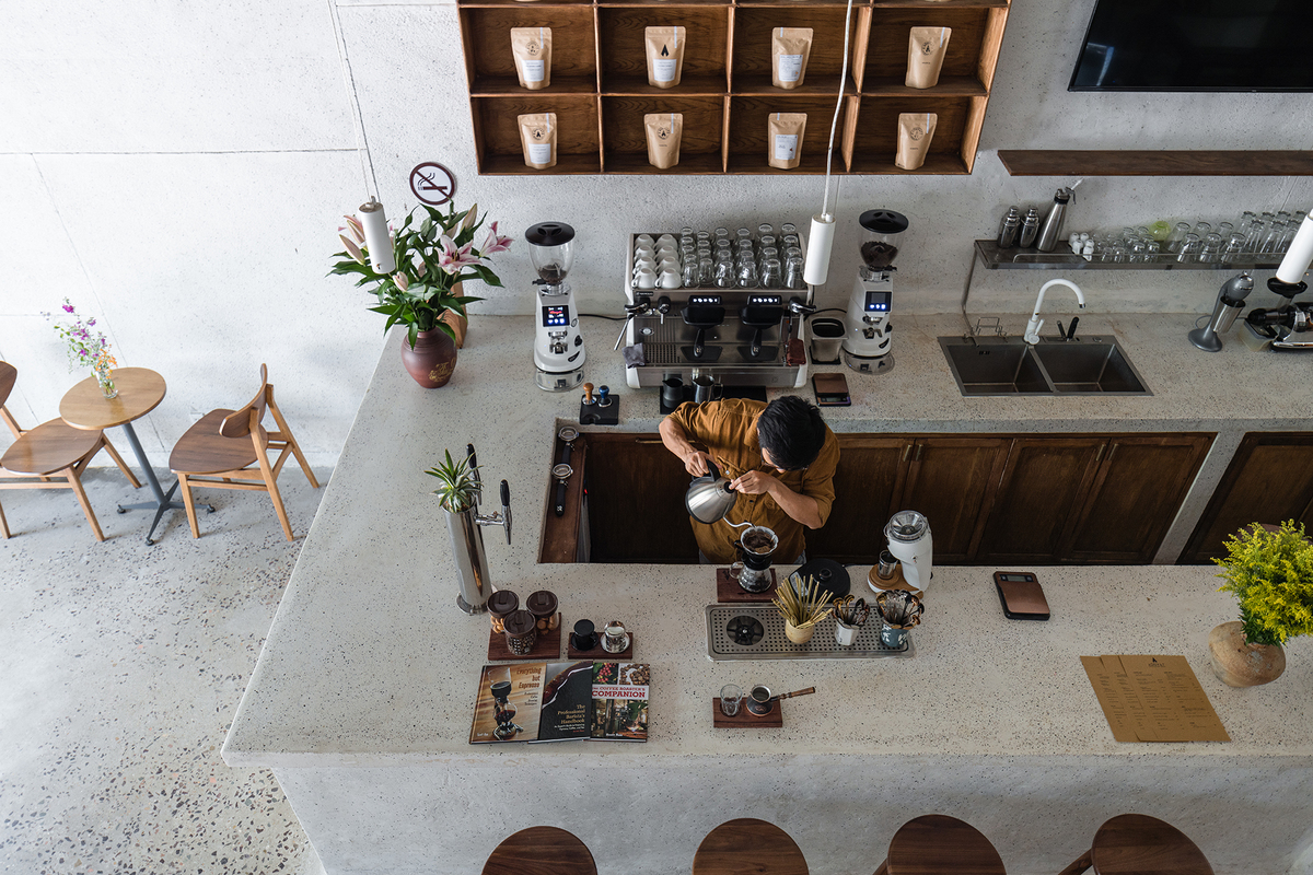 unique vietnamese coffee shop hailed on international outlets