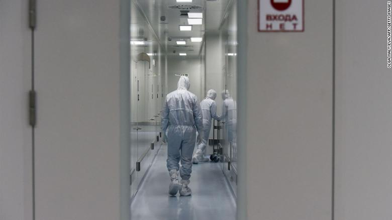 Russia to give its COVID-19 vaccine to volunteers this week