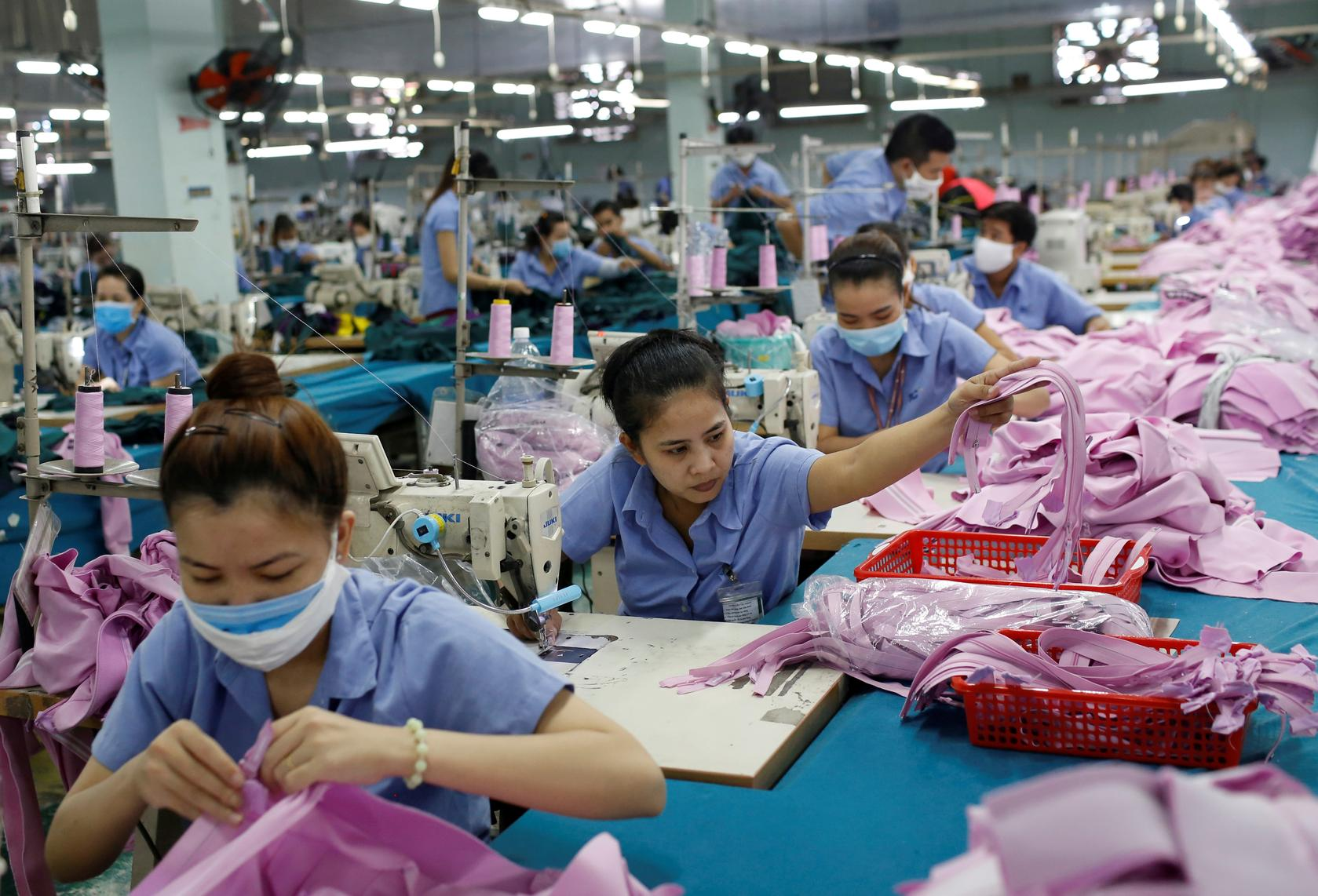 vietnam to slash 2020 gdp growth target by half due to covid 19 pandemic