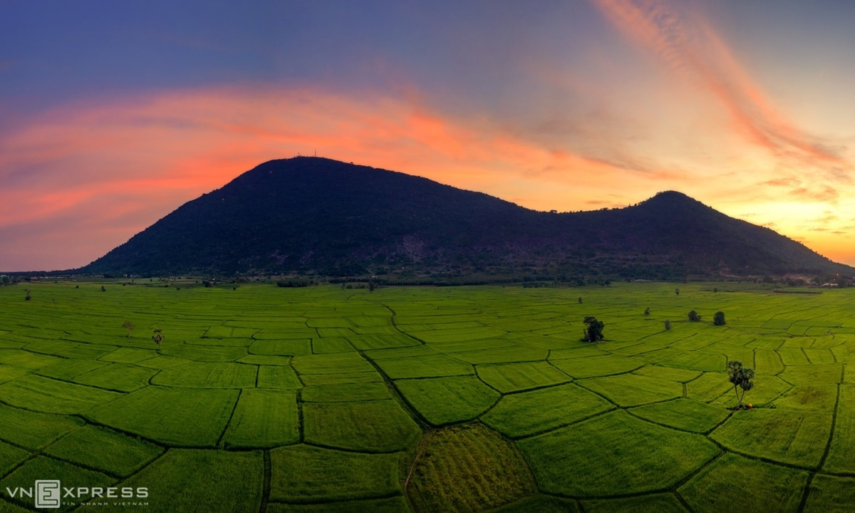 Tranquil hues accentuates beauty of Vietnam's southeastern province