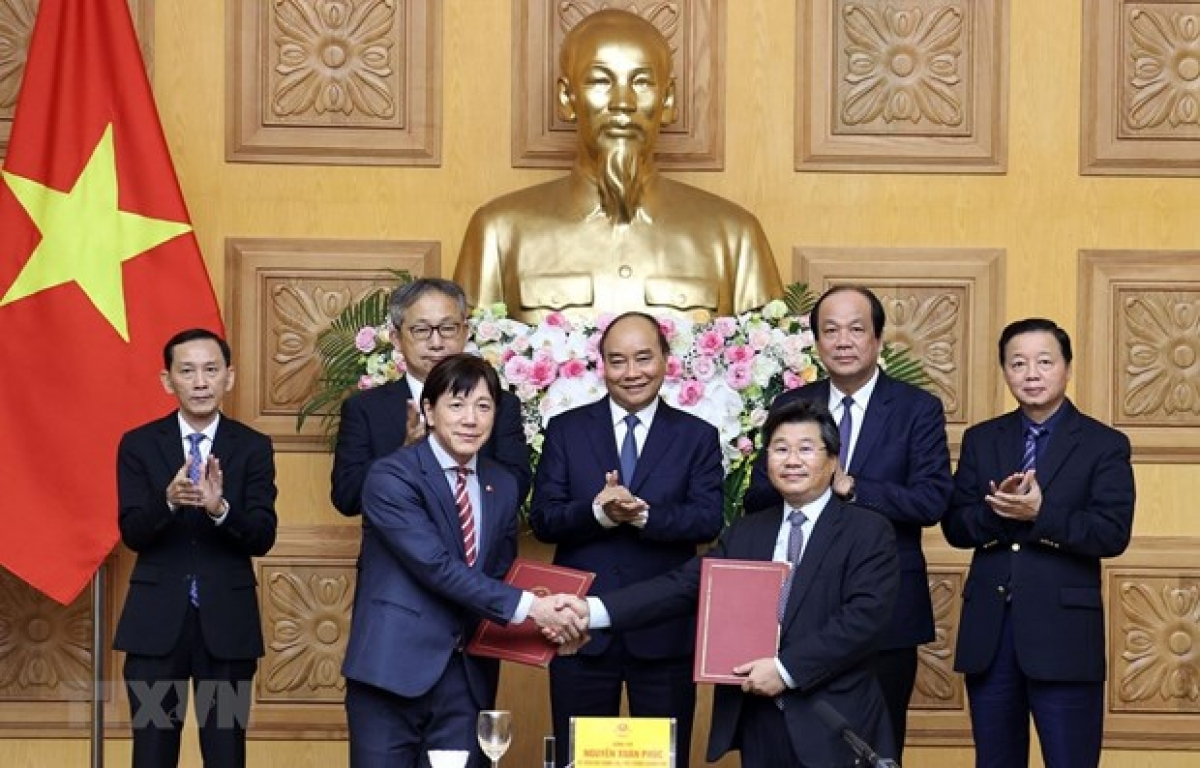 vietnam welcomes japanese enterprises to expand investment in the country