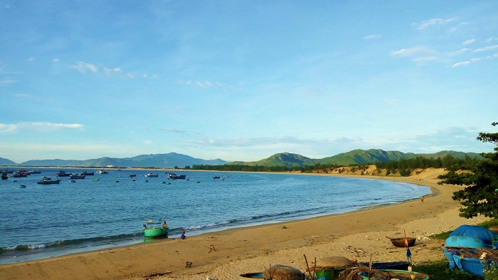getting lost in serenity of tan phung fishing village vietnams south central coast