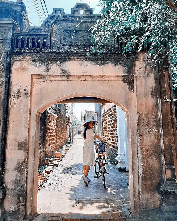 antique hues of hundred year old destinations in vietnam