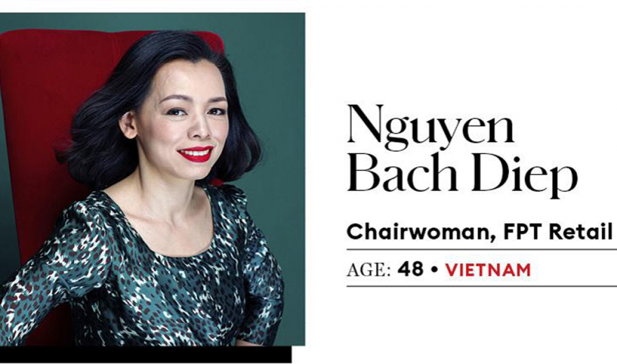 two vietnamese named among top 25 asian power businesswomen 2020