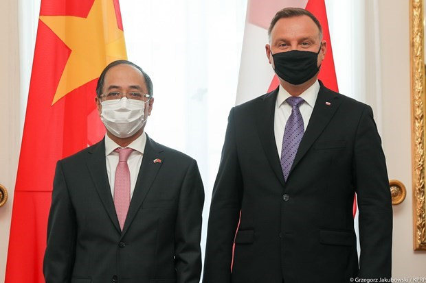 poland hopes to foster multifaceted cooperation with vietnam