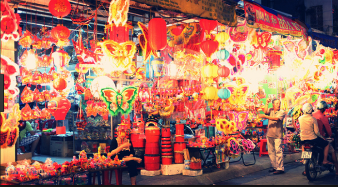 ideal destinations to celebrate mid autumn festival in saigon
