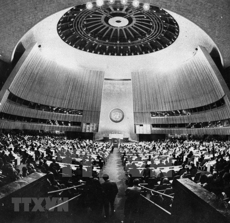 Vietnam is a responsible and proactive member during 43 years of U.N. membership