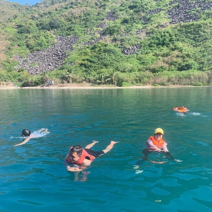 Seeking tranquility on Bich Dam Island in Vietnam's South Central Coast