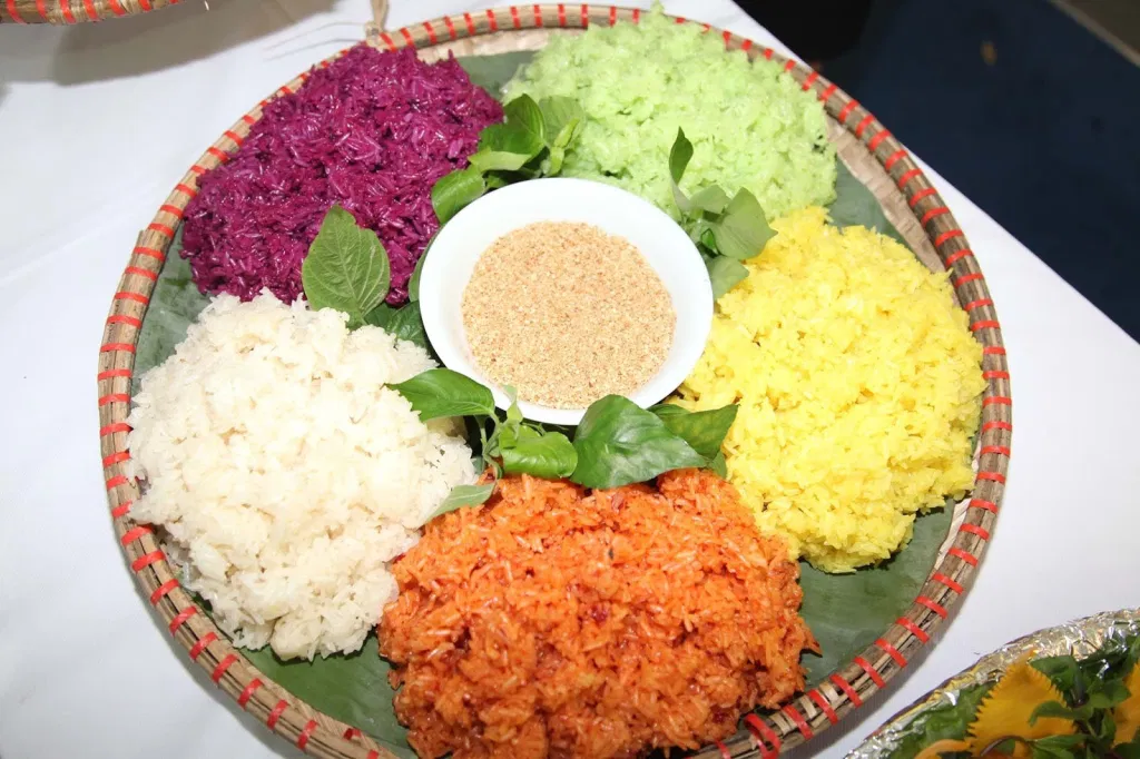 must try specialties of northwestern vietnam in ripening rice season