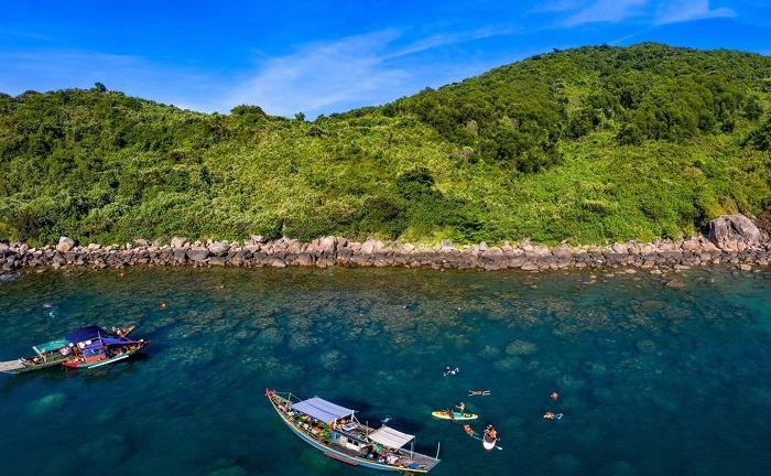hon chao island in central vietnam spellbinds serenity seekers